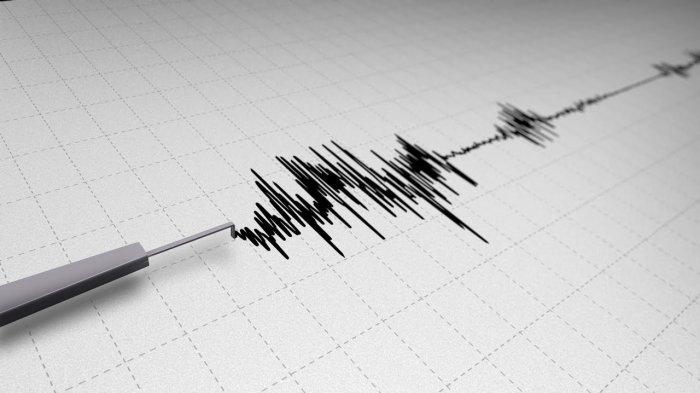 Gempa Magnitudo 5 Tak Berpotensi Tsunami 0 Guncang Maluku BREAKING NEWS BMKG