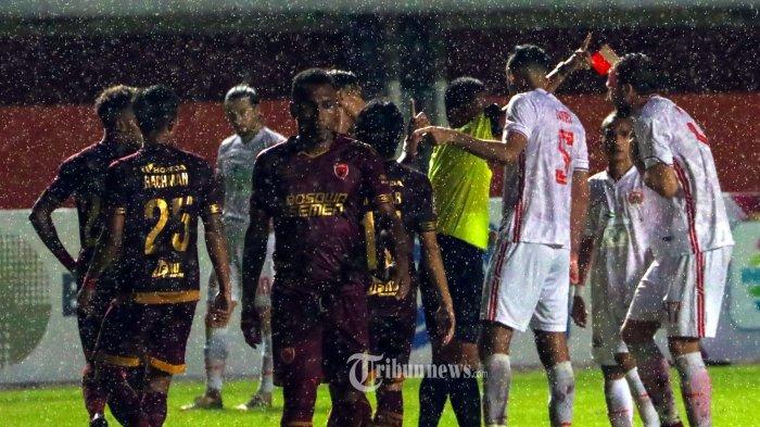 Duel Persija Jakarta vs PSM Makassar Makin Panas dengan Unggahan Media Sosial Pemain