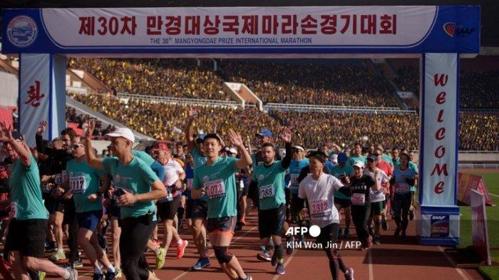 Korea Utara Batalkan Pyongyang Marathon karena Pandemi Virus Corona
