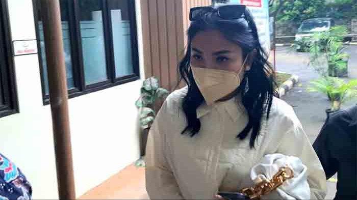 Nindy Ayunda Janji akan Bicara soal KDRT yang Dialami Sidang Mediasi Ditunda