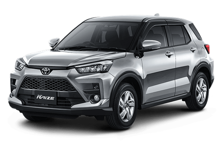 Ulasan Harga Detail Toyota Raize 2021